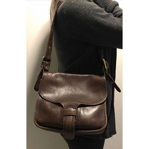 VINTAGE Coach Courier Pouch Large Bag